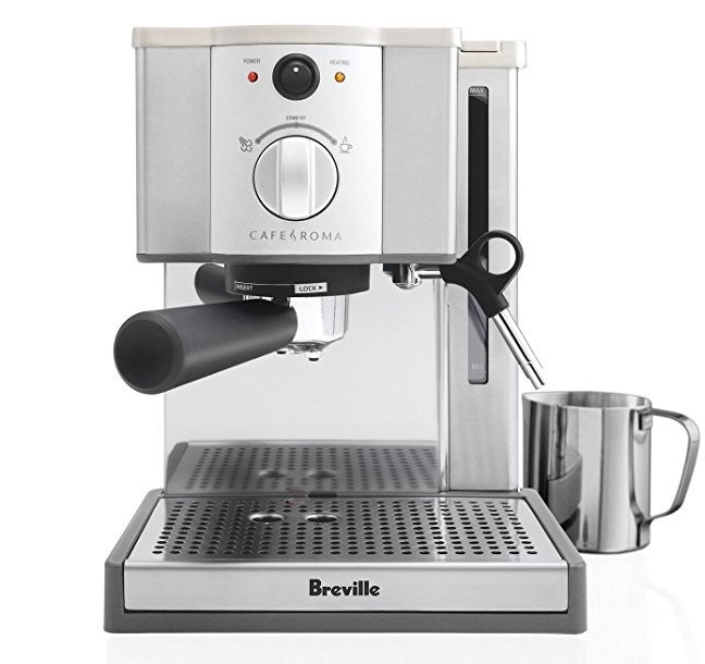 Breville ESP8XL Cafe Roma Stainles Espresso Maker