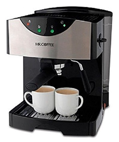 Mr. Coffee ECMP50 Espresso-Cappuccino Maker