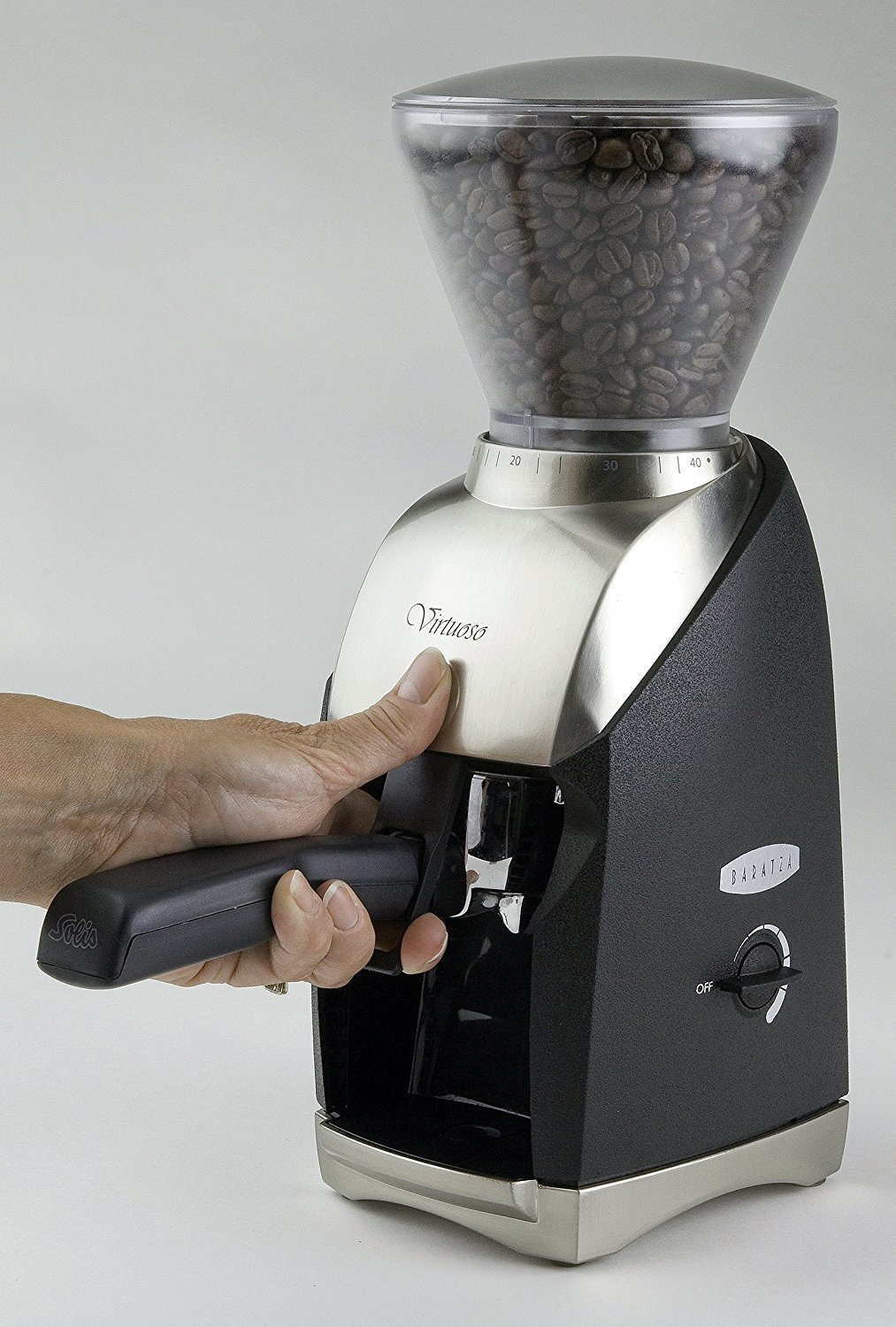 Baratza Virtuoso - Conical Burr Coffee Grinder 02