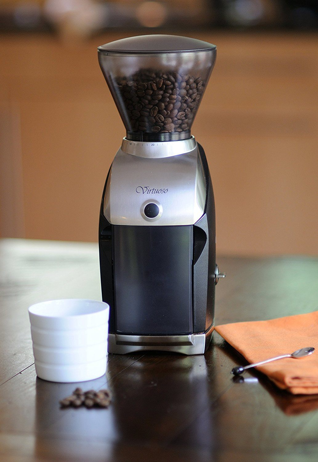 Baratza Virtuoso - Conical Burr Coffee Grinder 05