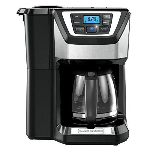 Black and Decker CM5000B Mill and Brew