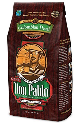 Cafe Don Pablo — Colombian Gourmet Coffee Decaffeinated