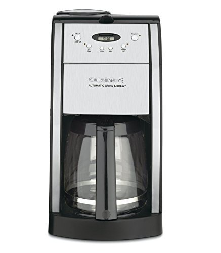 Cuisinart DGB-550BKFR 12-Cup Grind and Brew Automatic Coffee Maker
