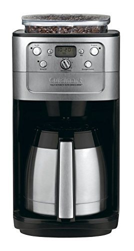 Cuisinart DGB-900BC 12-Cup Grind & Brew Thermal Automatic Coffeemaker