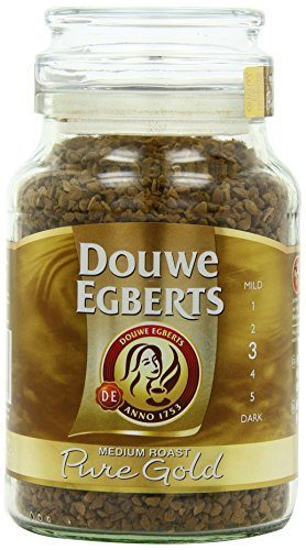 Duowe Egberts Pure Gold Instant Coffee