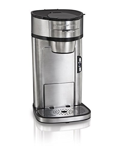 Hamilton Beach Single-Serve Coffee Maker (49981A)