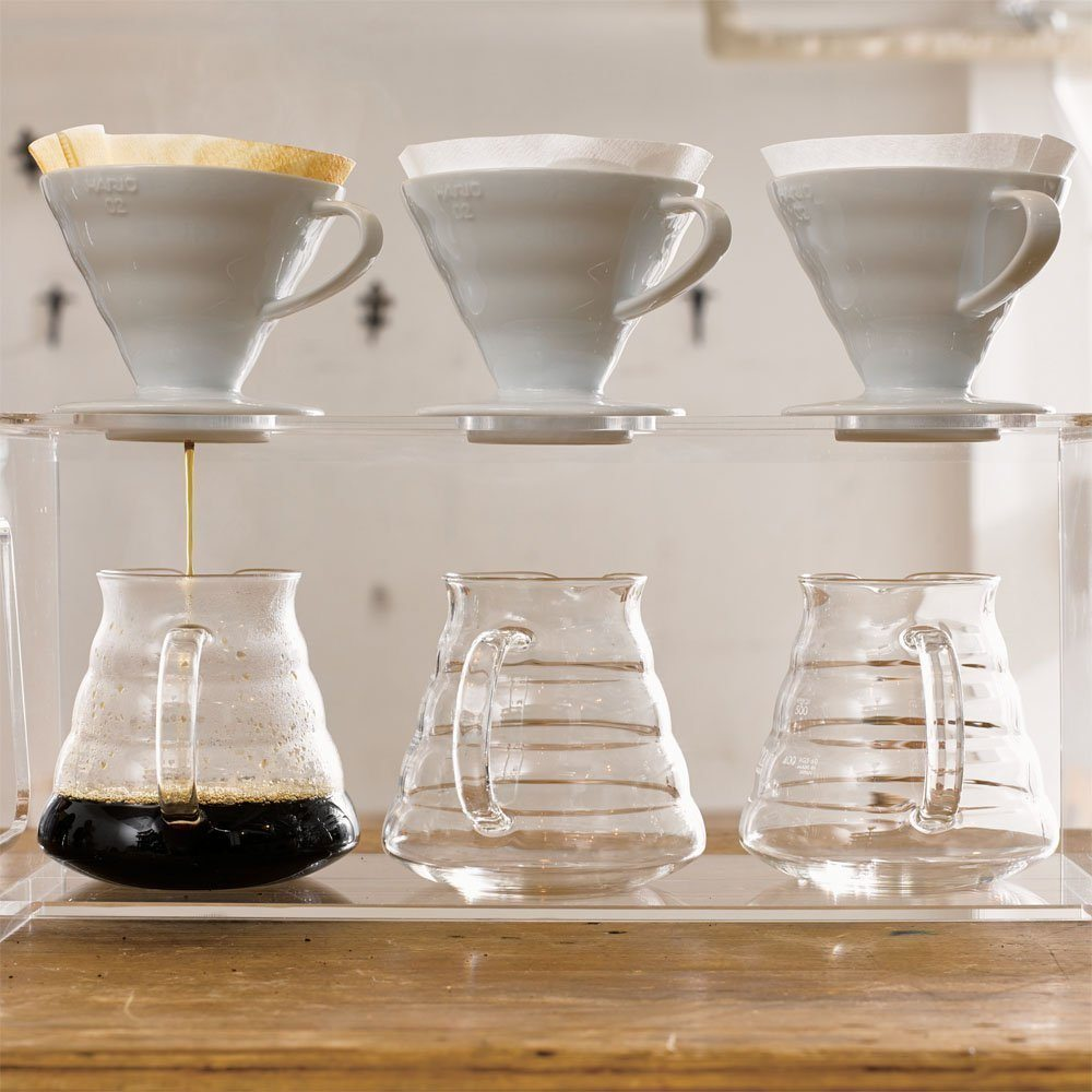 Hario V60 Coffee Dripper Header