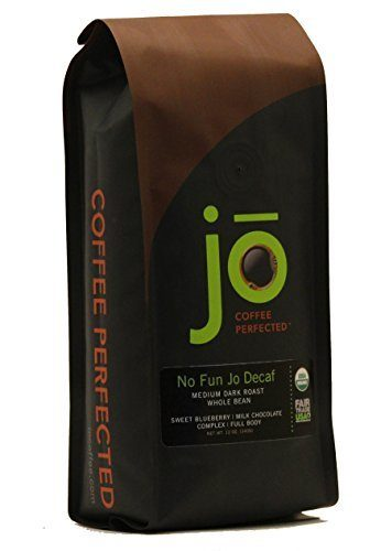 Jo Coffee—No Fun Jo Decaf