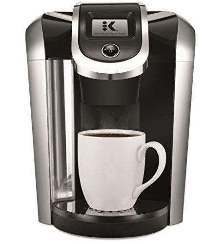 Keurig K475 Single-Serve Coffee Maker