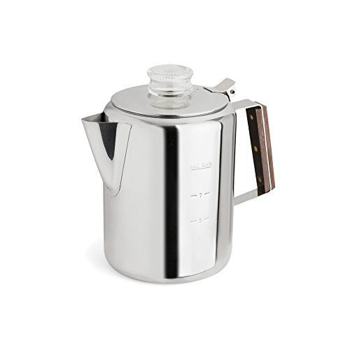 Rapid Brew Stovetop Coffee Percolator