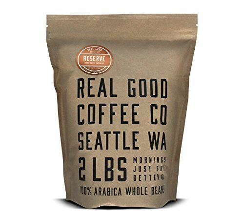 Real Good Coffee Co, Whole Bean, Reserve Single Origin Estate Coffee