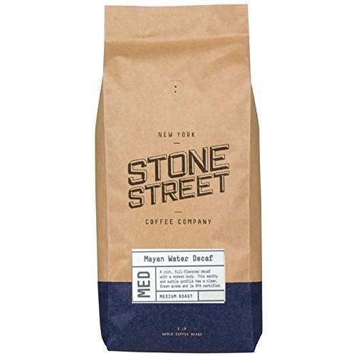 Stone Street Coffee Company—Mayan Water Decaf