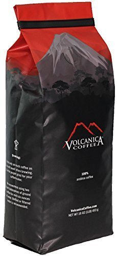 Volcanica Coffee—Costa Rica Decaf Tarrazu