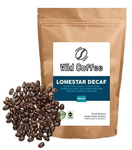 Wild Coffee—Lonestar Decaf Coffee