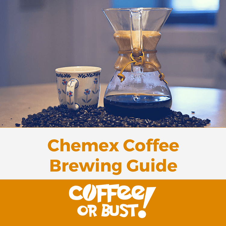 Chemex Coffee Brewing Guide Background and Tutorial