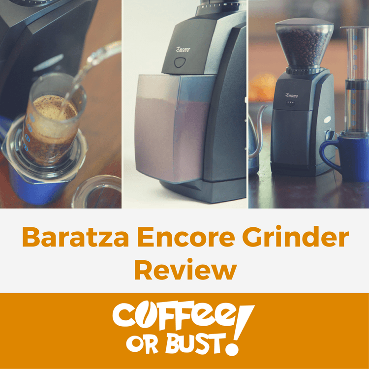 Baratza Encore Grinder Review