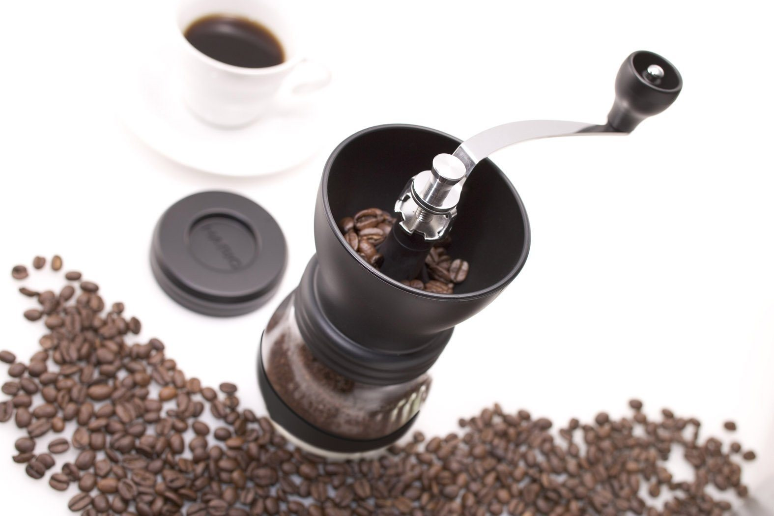 Hario Skerton Coffee Mill Header
