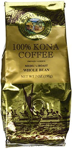 Hawaii Coffee Company, Royal Kona – Private Reserve Medium Roast