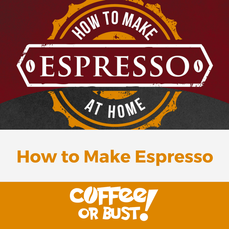 How To Make Espresso Featured B