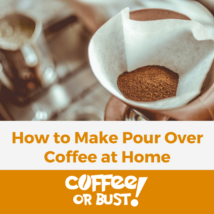 How to Make Pour Over Coffee at Home