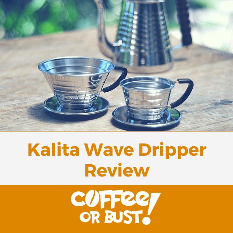 Kalita Wave Dripper Review
