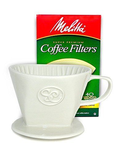 Melitta Ceramic Coffee Dripper