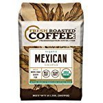 Mexican Chiapas Organic Coffee, Whole Bean, Fresh Roasted Coffee LLC (2 lb.) 150