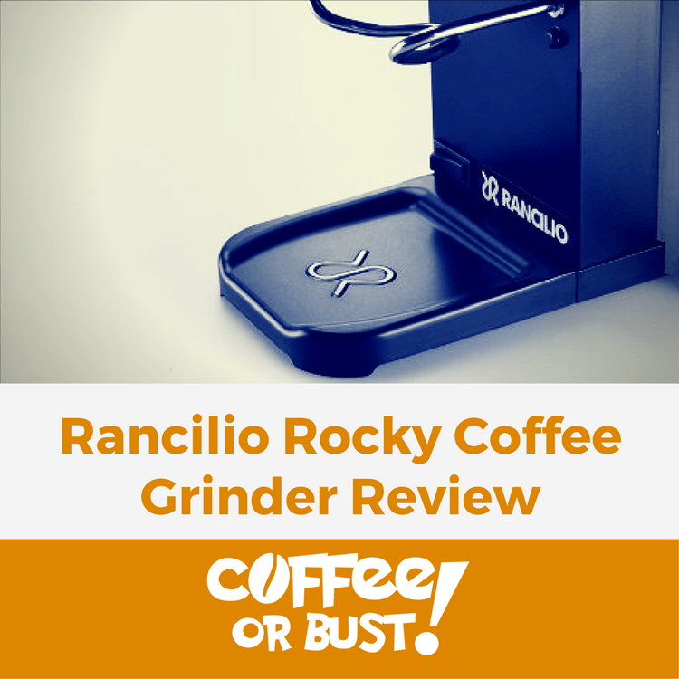 Rancilio Rocky Coffee Grinder Review