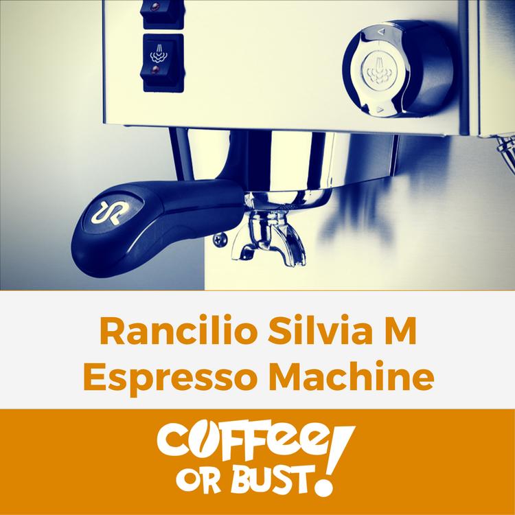 Rancilio Silvia M Espresso Machine Review