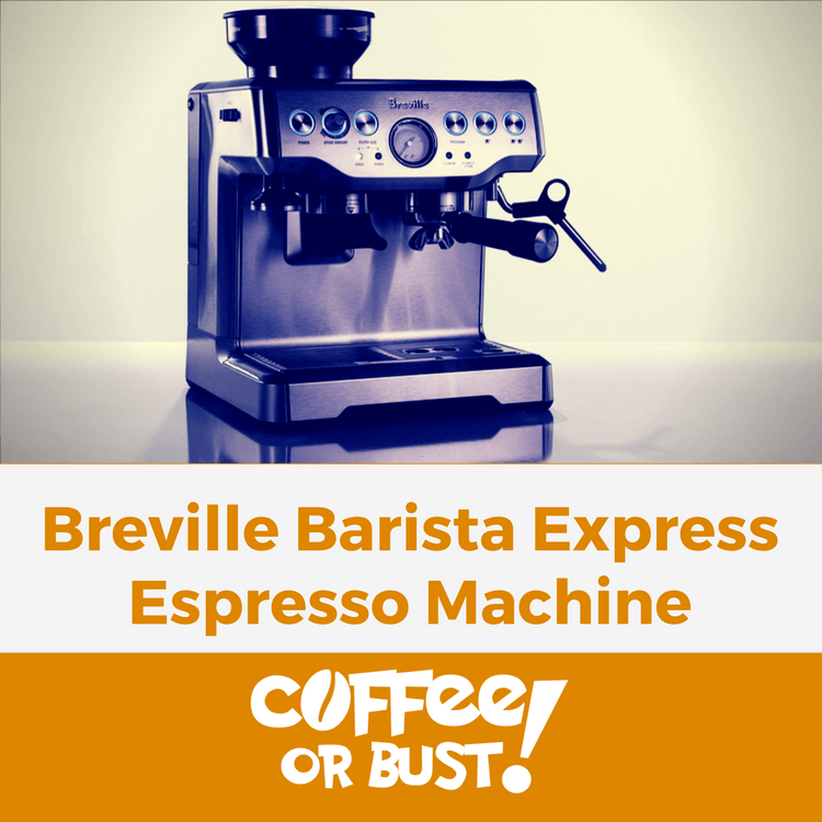 Review_ Breville Barista Express Espresso Machine