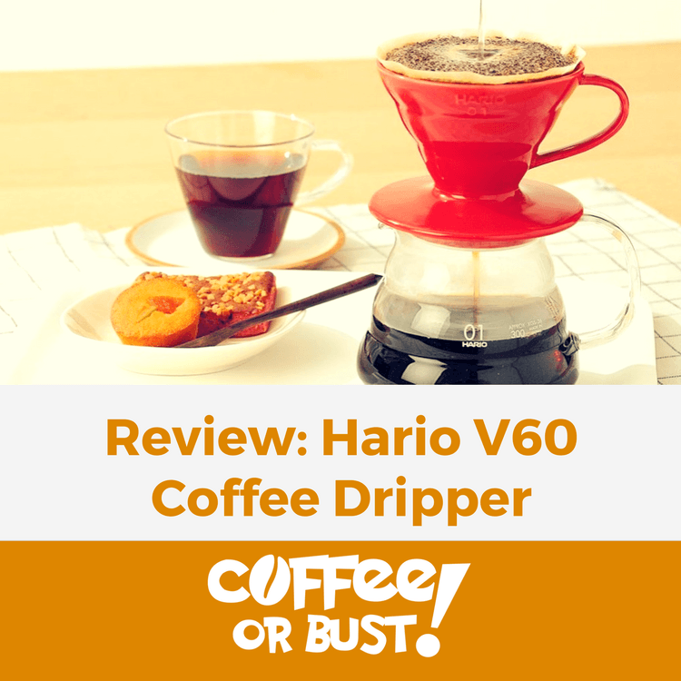 Review_ Hario V60 Coffee Dripper