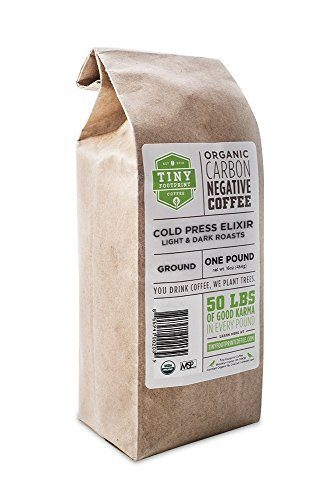 Tiny Footprint Coffee Organic Cold Pressure Elixir