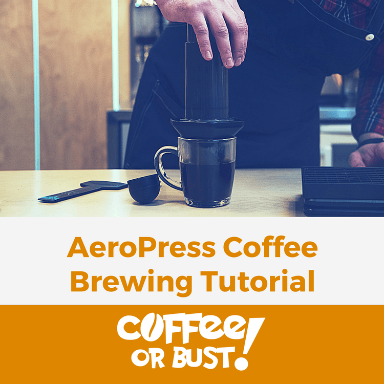 AeroPress Coffee Brewing Tutorial