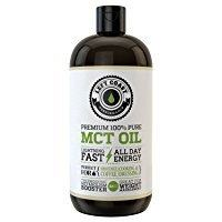 Premium MCT Oil from Sustainable Coconuts