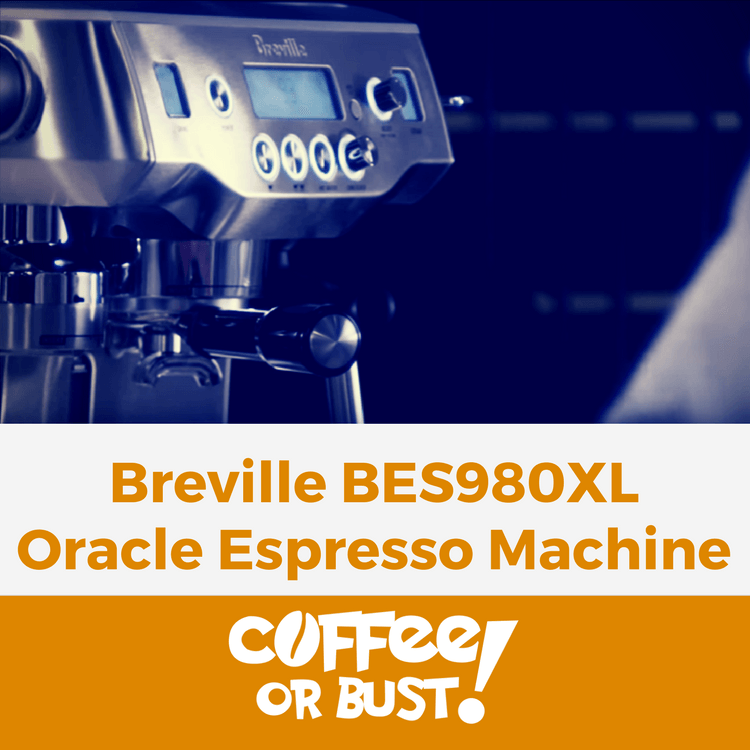Review_ Breville BES980XL Oracle Espresso Machine