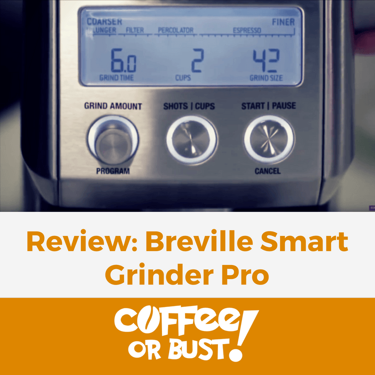 Review_ Breville Smart Grinder Pro