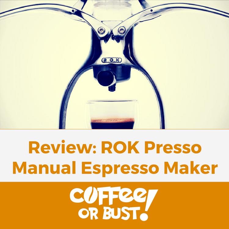 Review_ ROK Presso Manual Espresso Maker