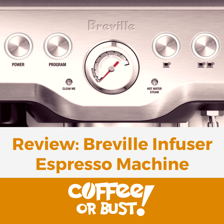 Review_ Breville BES840XL-A the Infuser Espresso Machine Featured