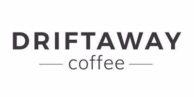 Drift Away Coffee Logo