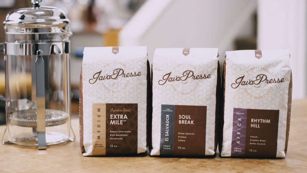 Java Presse Coffee Subscription