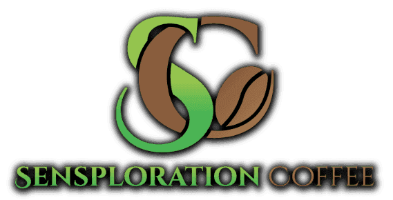 Sensploration Coffee Logo