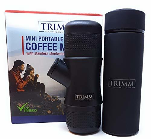 Trimm Portable Hand Held Espresso Machine