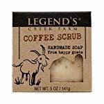 Coffee Scrub Goat Milk Scrub