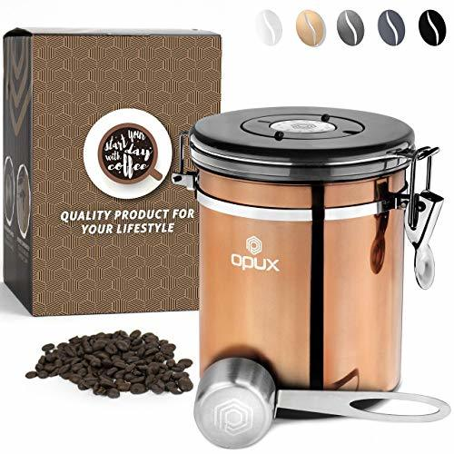 OPUX Airtight Coffee Canister
