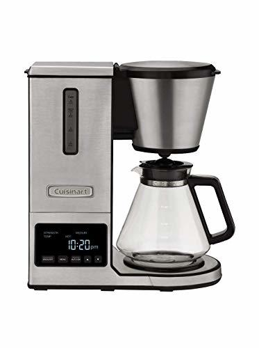Cuisinart CPO-800 Pour Over Coffee Brewer Glass Carafe