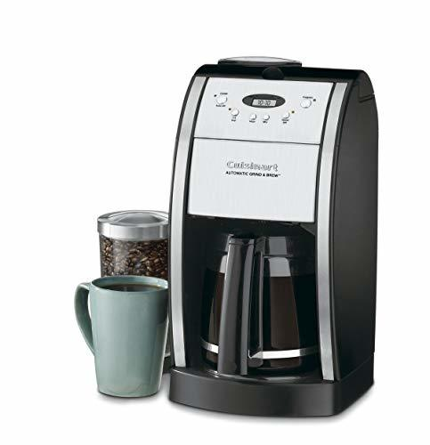 Cuisinart DGB-550BK Grind & Brew Automatic Coffeemaker