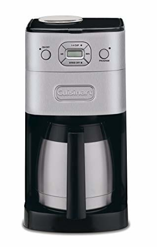 Cuisinart DGB-650BC Grind-and-Brew Thermal 10-Cup Automatic Coffeemaker