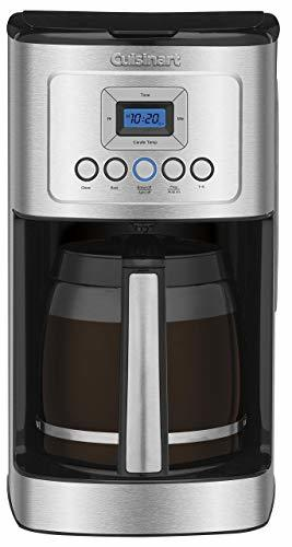 Cuisinart PerfecTemp 14-Cup Glass Carafe Programmable Coffeemaker