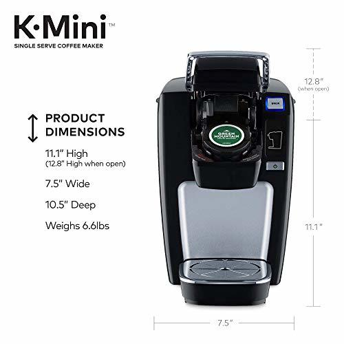 K-Mini Product Dimensions