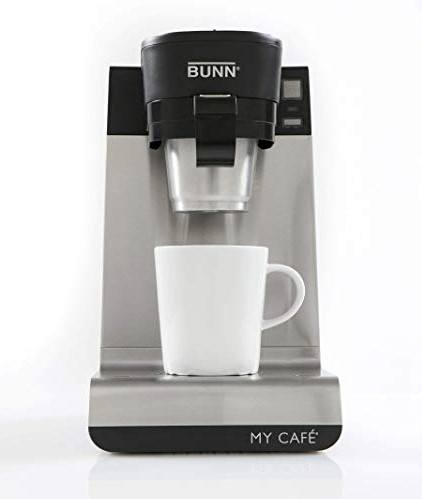 Bunn MCU Single-Cup Multi-Use Home Coffee Brewer